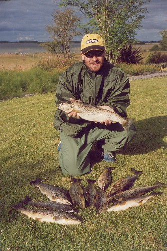 Ireland Fishing Bed and Breakfast Accommodation Lough Corrib